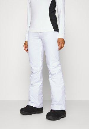 BACKYARD - Snow pants - bright white