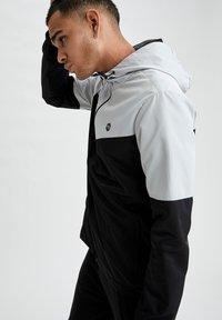 DeFacto Fit - Training jacket - grey - 3