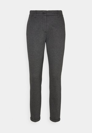 MELINA RETRO - Trousers - easy grey