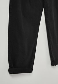 PULL&BEAR - Pantalon classique - black - 9