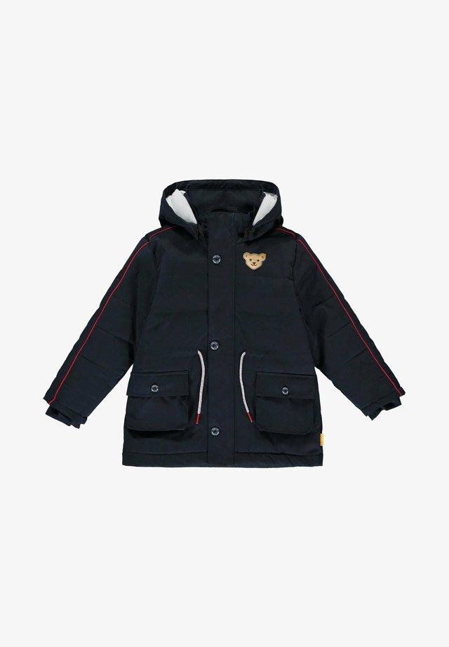 Winter coat - steiff navy