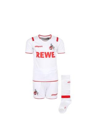 FC KÖLN MINIKIT HOME - NBA jersey - weiß/rot