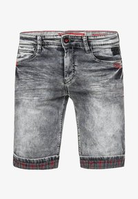 Rusty Neal - Denim shorts - grau - 1