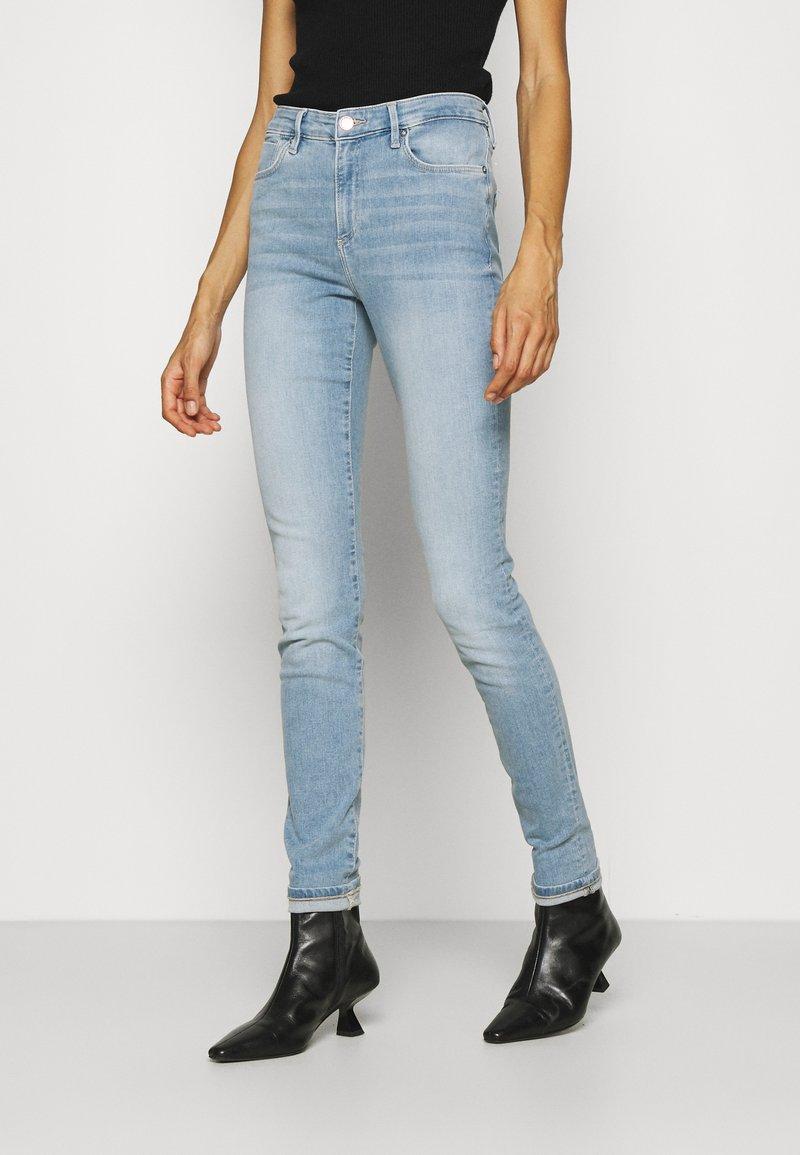 s.Oliver - LANG - Skinny džíny - light blue