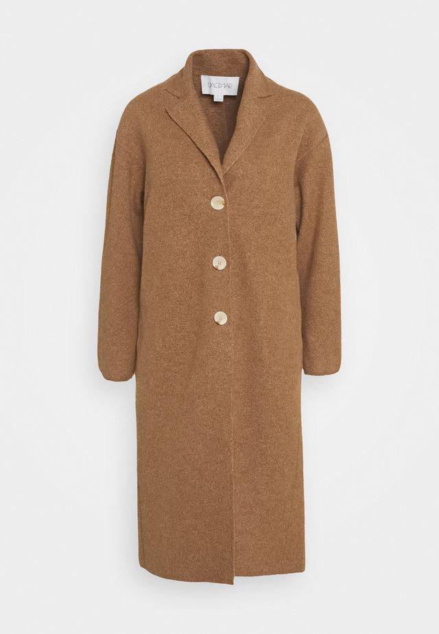 MIA - Wollmantel/klassischer Mantel - nougat
