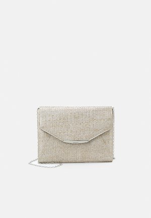 ENVELOPE BAG - Pochette - gold-coloured