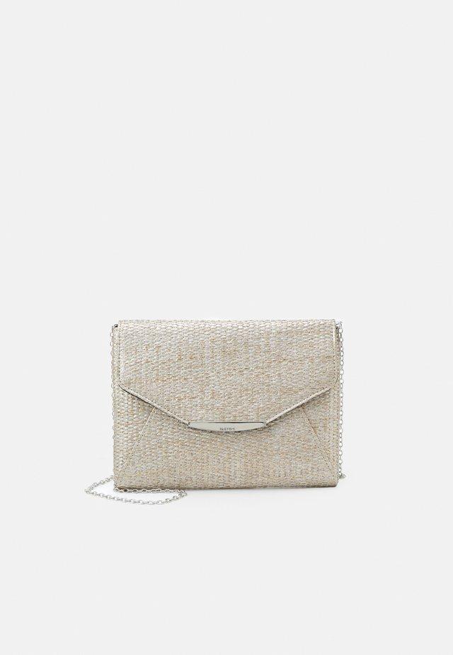 ENVELOPE BAG - Clutch - gold-coloured