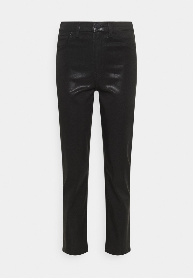 J Brand - ALMA HIGH RISE - Trousers - stellar black