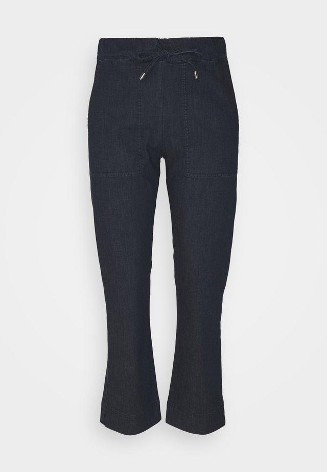 PAZZO - Jeans a zampa - nachtblau