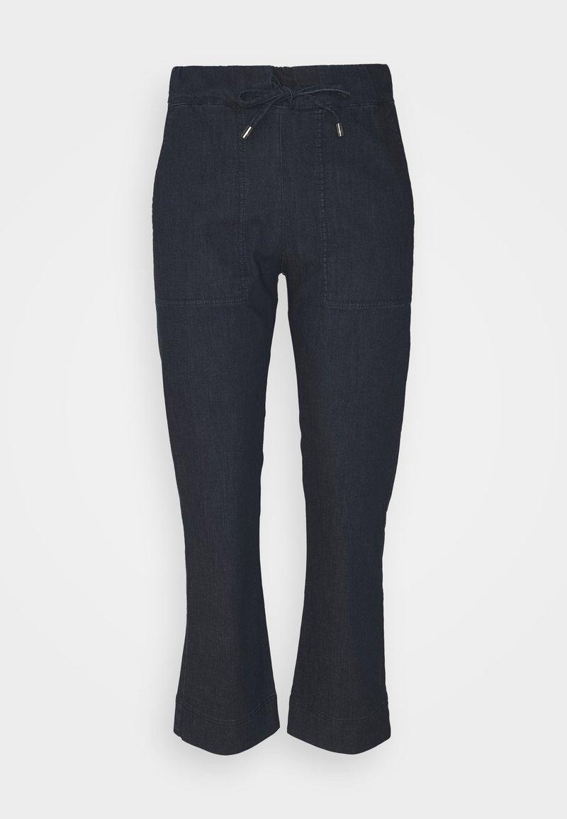 Max Mara Leisure - PAZZO - Flared Jeans - nachtblau