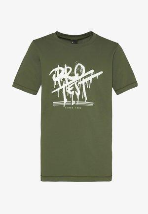 HYDE JR - T-shirt de surf - spruce