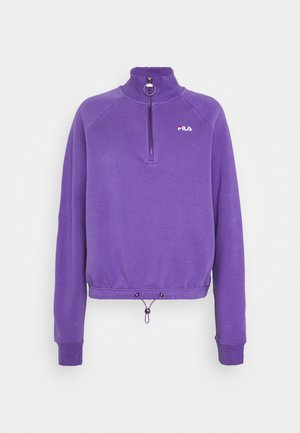 MARCY HALF ZIP - Bluza - ultra violet