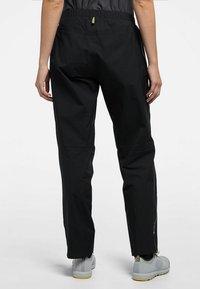 Haglöfs - L.I.M PANT  - Outdoor trousers - true black - 1