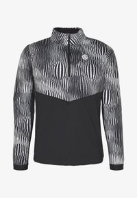 Nike Performance - ELEMENT WARM - Juoksutakki - black/reflective silver - 3