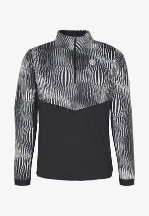ELEMENT WARM - Chaqueta de deporte - black/reflective silver