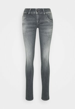 MOLLY - Slim fit jeans - renell undamaged wash