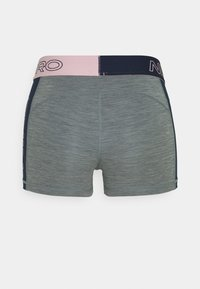 Nike Performance - SHORT - Medias - smoke grey heather/obsidian/white - 1