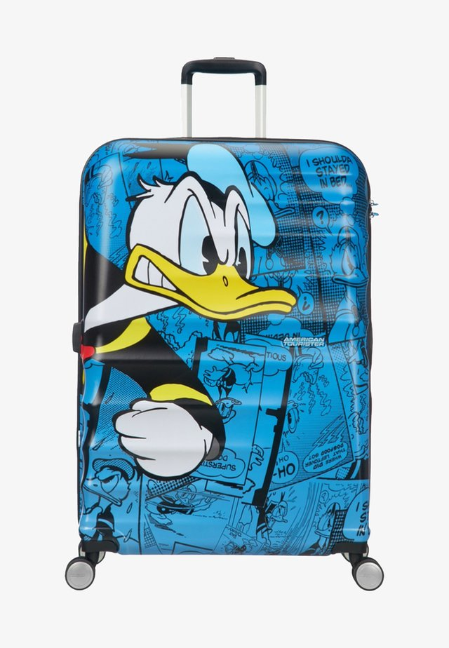 WAVEBREAKER DISNEY - Wheeled suitcase - donald duck