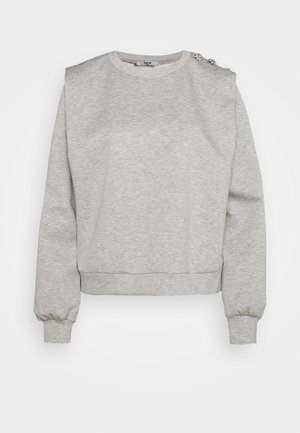 RIDA - Sweater - light grey mel