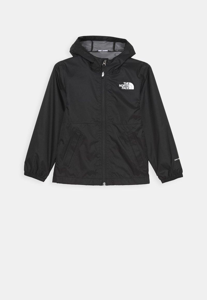 The North Face - ZIPLINE RAIN JACKET - Hardshell jacket - black