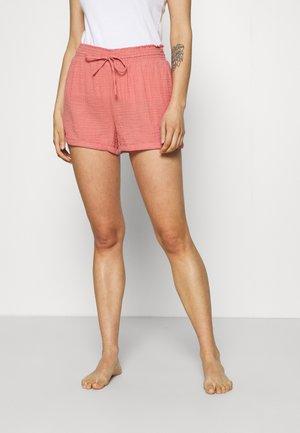 SHORTS - Pyjama bottoms - pink