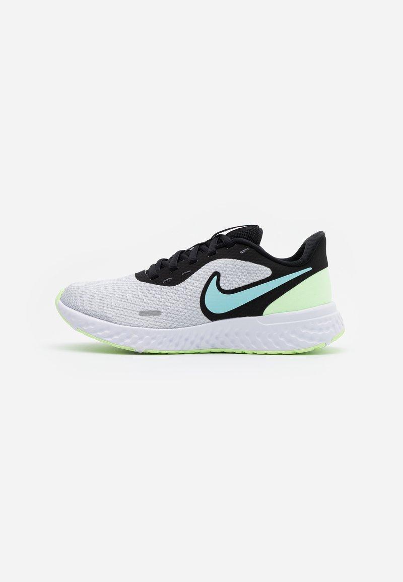 Nike Performance - REVOLUTION 5 - Zapatillas de running neutras - pure platinum/glacier ice/black