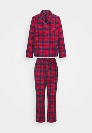 COSY CHECK SET - Piżama - multi