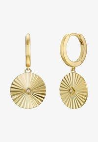 NOELANI - Earrings - gold - 1