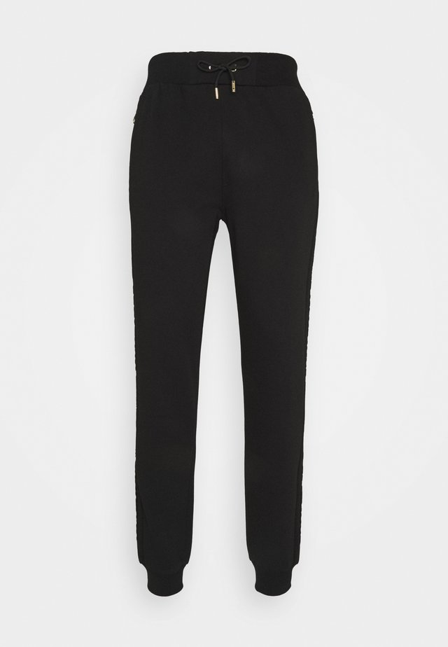 ERSETN  - Spodnie treningowe - black