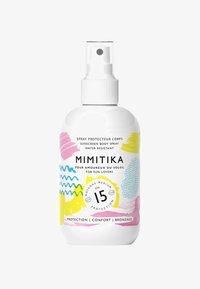 Mimitika - SPF 15 SUNSCREEN BODY SPRAY 200ML - Sun protection - - - 0