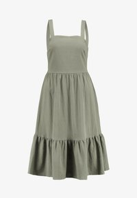 YAS - YASLINE STRAP DRESS - Day dress - botanical garden - 3
