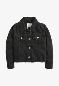 Next - Denim jacket - black - 0