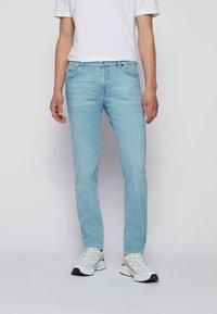 BOSS - Slim fit jeans - light blue - 0