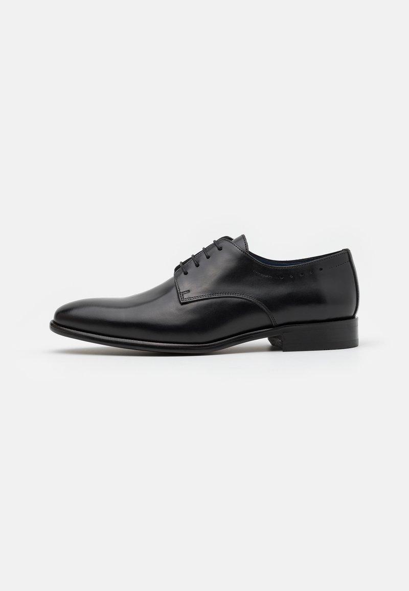 Brett & Sons - Smart lace-ups - natur noir