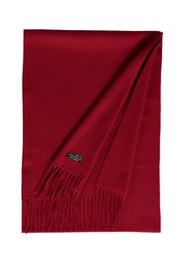 Fraas - MADE IN GERMANY - Scarf -  red - 1