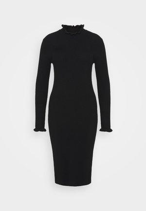CRHELENA DRESS - Shift dress - pitch black