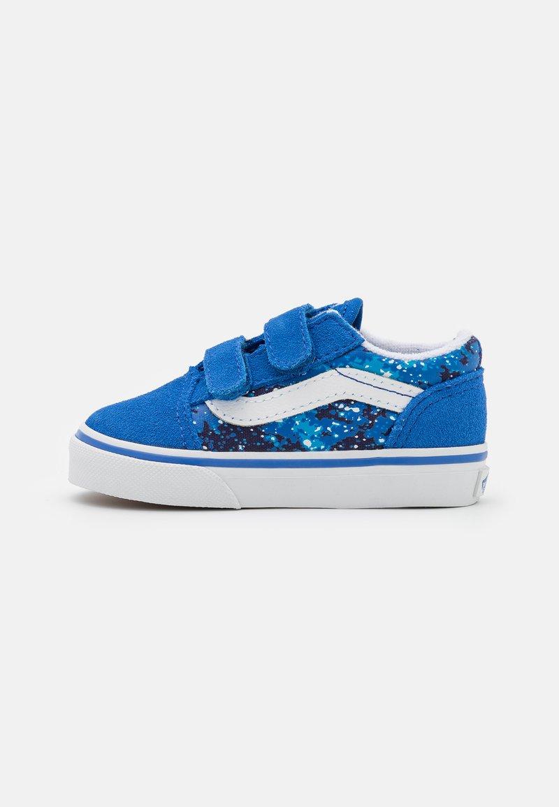 Vans - OLD SKOOL  - Trainers - nautical blue/true white