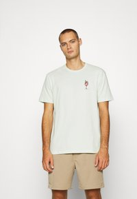 YOURTURN - Print T-shirt -  mint - 0