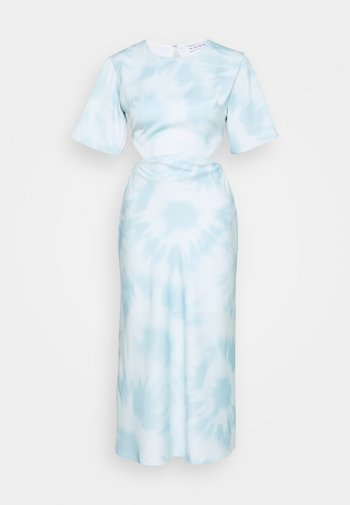 TEE DRESS - Day dress - tie dye