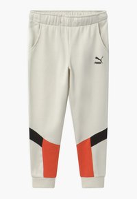 Puma - ANIMALS - Tracksuit bottoms - vaporous gray - 0
