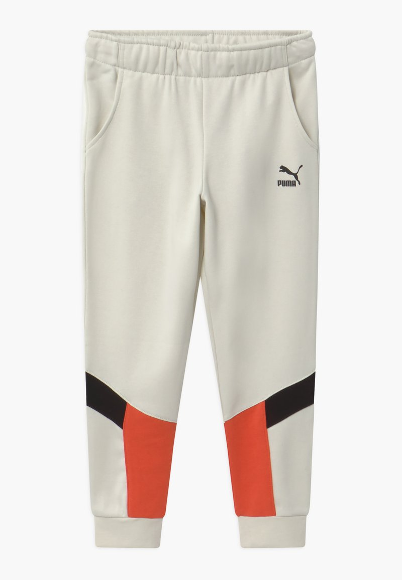 Puma - ANIMALS - Tracksuit bottoms - vaporous gray
