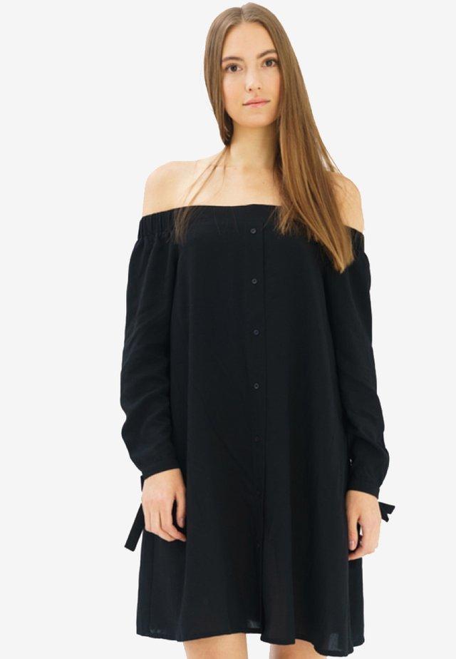 CYNTHIA - Day dress - black