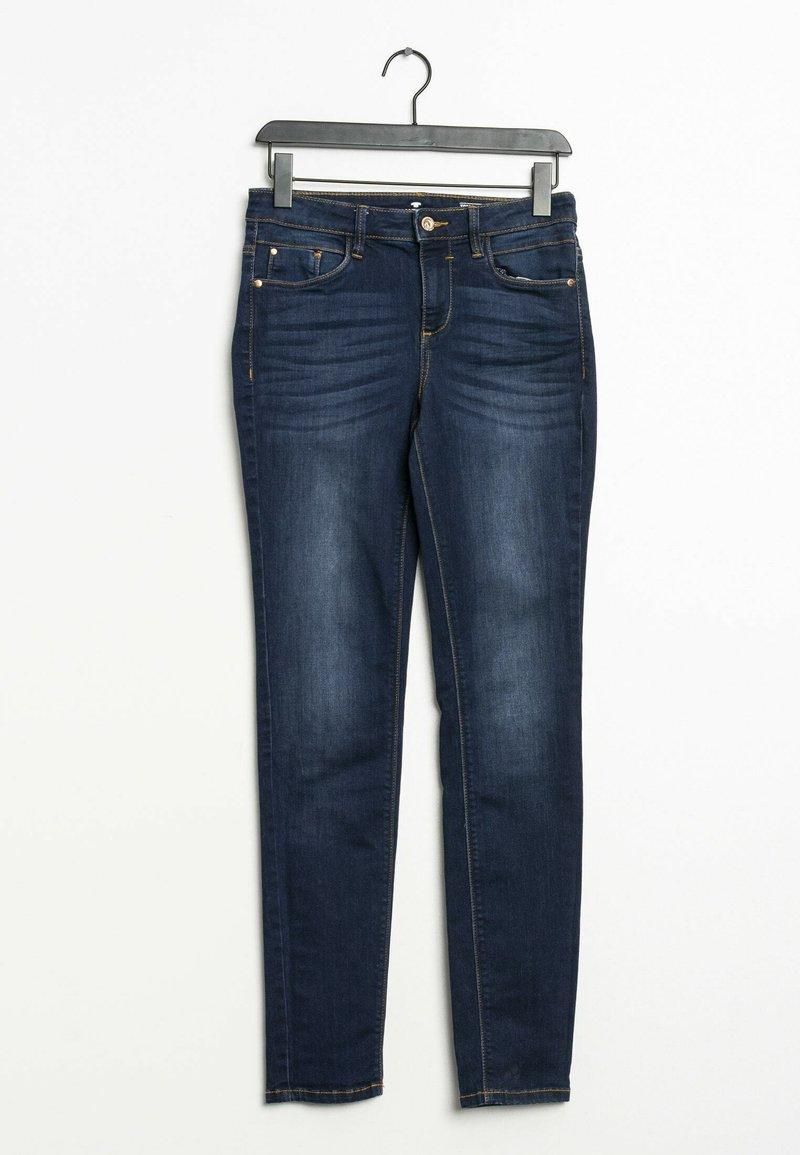 TOM TAILOR - Slim fit jeans - blue