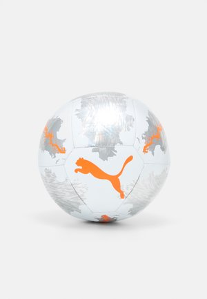 SPIN - Football - white shocking orange/vaporous gray