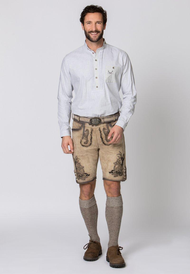 Stockerpoint - FLORI - Shirt - grau