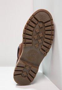 Panama Jack - IGLOO - Šněrovací kotníkové boty - bark - 4