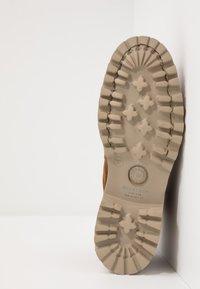 Belstaff - MACCLESFIELD  - Lace-up ankle boots - bracken - 4