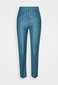 CIGARETTE TROUSER - Trousers - storm blue