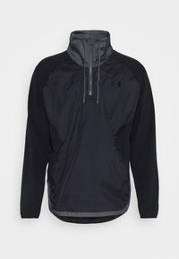 Under Armour - ZIP JACKET - Træningsjakker - black - 4