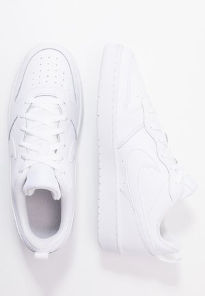 COURT BOROUGH UNISEX - Sneaker low - white